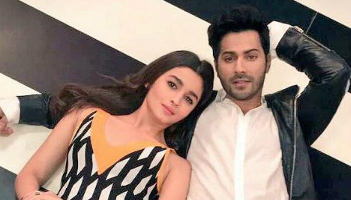 Alia Bhatt and Varun Dhawan (Courtesy: Twitter/@Alisha_Varun)