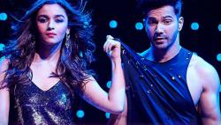 Watch: This behind the scenes video of Alia Bhatt and Varun Dhawan's Tamma Tamma Again shows filming it wasn't easy