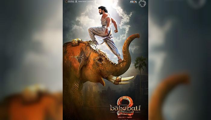 Baahubali 2 poster (Courtesy: Twitter/Karan Johar)
