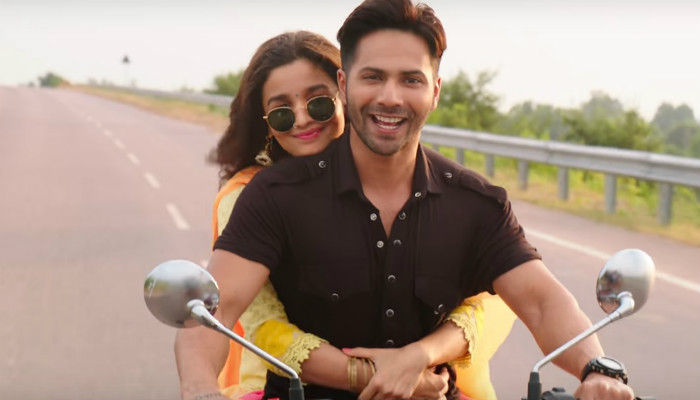 Badrinath Ki Dulhania Movie Trailer Released ; Varun Dhawan, Alia Bhatt