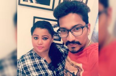 Bharti Singh (Courtesy: Twitter/@bookmytv)