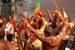 PMC Election Results 2017: Big win for BJP, NCP finishes second in Pune