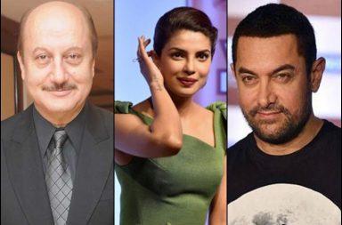 BMC Elections 2017: Bollywood biggies like Priyanka Chopra, Aamir Khan, Anupam Kher will not vote.