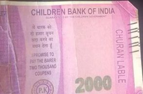 fake Rs 2000 notes