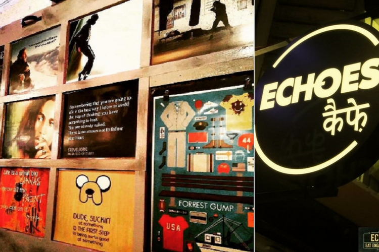 Here's why Delhi cafe 'Echoes' needs to be on the top of your bucket list