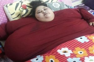 Eman Ahmed, world's heaviest woman arrives in Mumbai for weight loss treatment