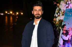 Fawad Khan (Courtesy: IANS)
