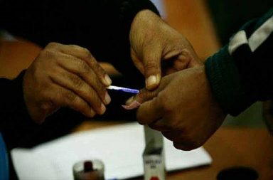 First time voters in Punjab