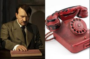 Adolf Hitler's 'mobile device of destruction' sold in $243,000 at US auction