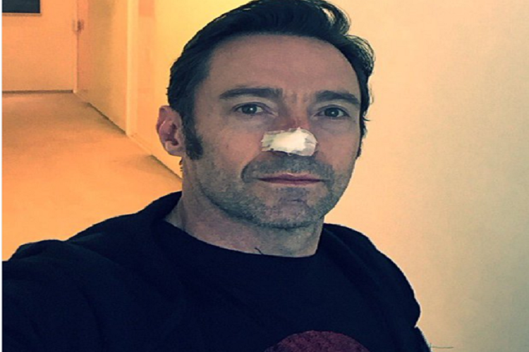 Wolverine gears up for his fifth battle against cancer. Stay strong Hugh Jackman !