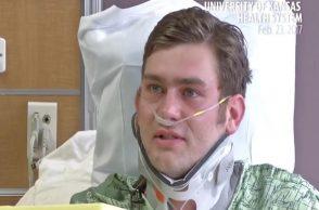 Ian Grillot Kansas bar shooting hero