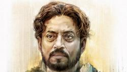 Here's the first poster of Irrfan Khan's controversial film No Bed Of Roses