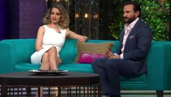 Koffee With Karan: 5 times when Kangana Ranaut and Saif Ali Khan proved what makes them royal and best from the rest
