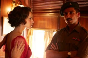 A still from Rangoon (Courtesy: YouTube/Viacom18 Motion Pictures )