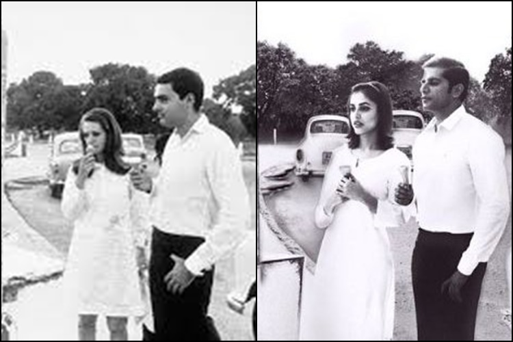 Ijazat first look: Karanvir Bohra-Priya Banerjee recreates the magic of Rajiv-Sonia Gandhi's love story on celluloid