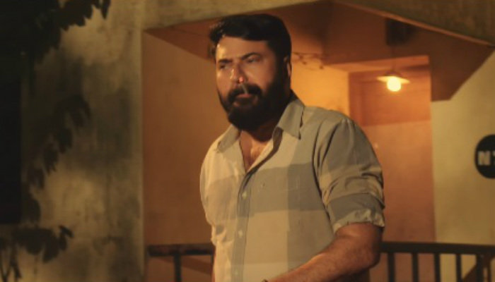 Mammootty in The Great Father (Courtesy: YouTube)