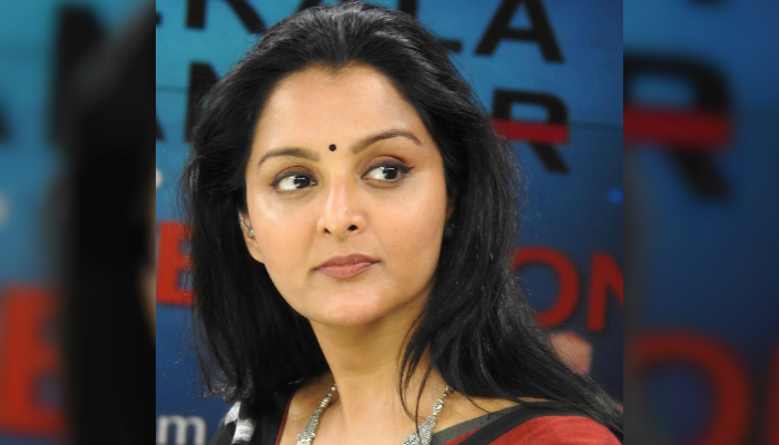 Manju Warrier (Courtesy: Facebook/@theManjuWarrier)
