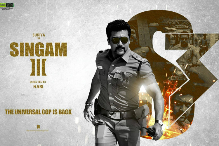 With 24 and Singam 3,Suriya emerges as the second Tamil actor afterVijay to have two consecutive Rs. 100croregrossers