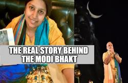 """Lucky Fan"" who got Modi's Shivratri stole was accused of circulating doctored JNU videos"