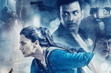 Naam Shabana poster (Courtesy: Twitter/Taapsee Pannu)