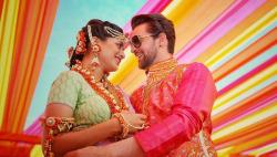Neil Nitin Mukesh and Rukmini Sahay just got married. See pictures from their fairytale wedding