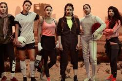 Watch: This ad starring Middle Eastern athletes is calling for the change the world desperately needs