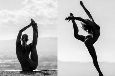 Nude Yoga Girl/Instagram