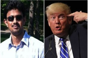 Kansas shooting victim Srinivas Kuchibhotla's relative blames Donald Trump for the incident