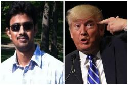 Kansas shooting: Srinivas Kuchibhotla's relative blames Donald Trump for the tragic incident