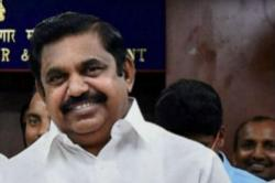 Crucial floor test for CM Palaniswami to prove majority in Tamil NaduAssembly