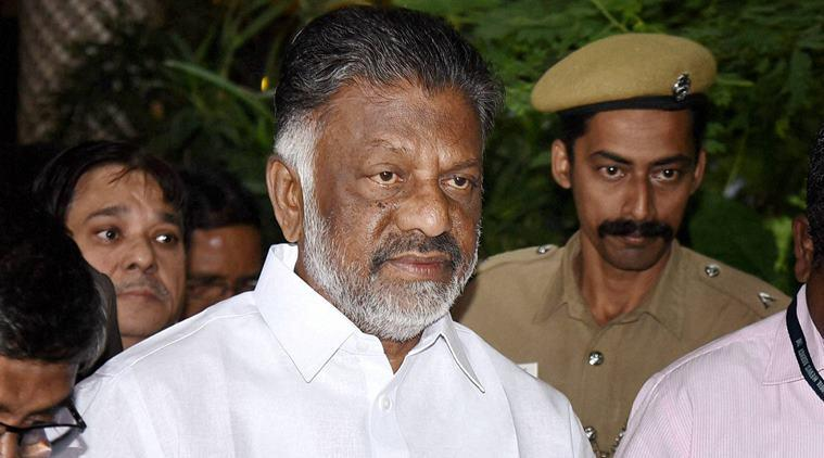 AIADMK faction led by Panneerselvam demands secret ballot to decide on confidence motion