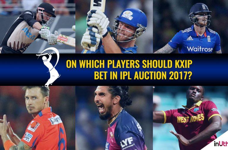 IPL Auction 2017: Kings XI Punjab's probablewishlist!