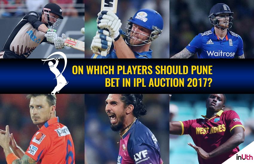 IPL Auction 2017: Rising Pune Supergiants probablewishlist!