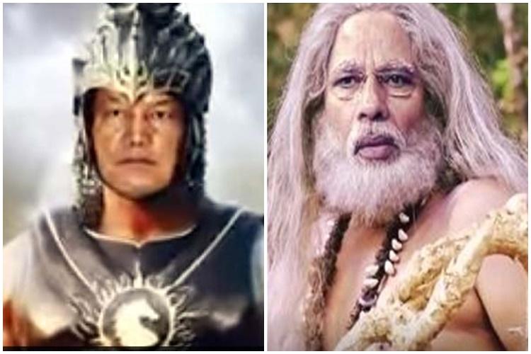 Watch: Narendra Modi, Harish Rawat and Amit Shah to feature in Baahubali2