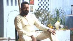 Photos: Sanjay Dutt begins shooting for Bhoomi in Agra with his rocking newlook