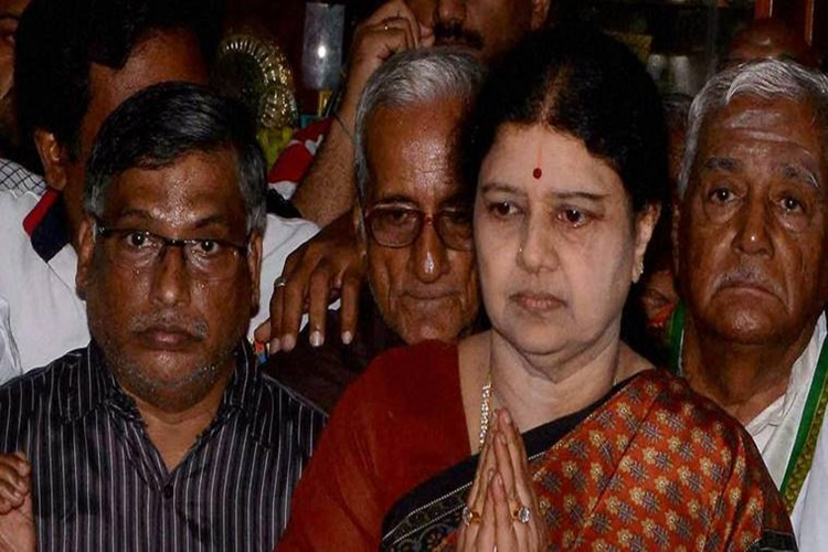 Sheela Balakrishnan is no longer advisor to Tamil Nadu government