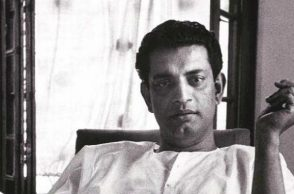 Satyajit Ray (Courtesy: Express Photo)