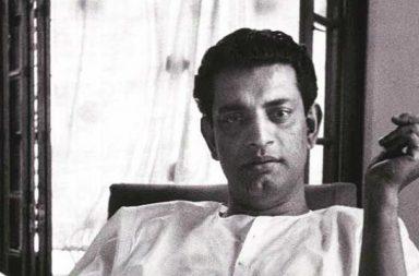 Satyajit Ray (Courtesy: Express Photo)