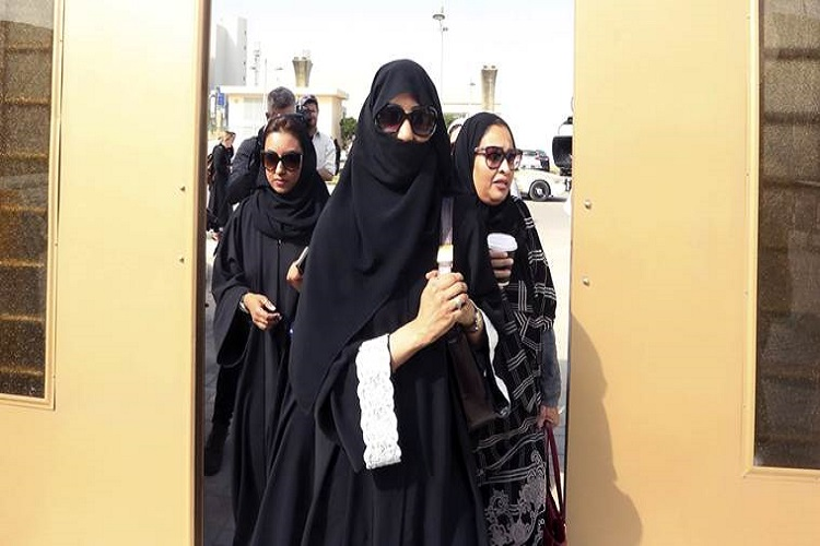 In a fresh change, Saudi celebrates first ever Women's day ...