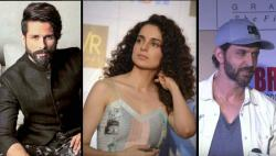Kangana Ranaut says Shahid Kapoor may have learnt this trick from Hrithik Roshan. Find out what