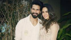 This message of Shahid Kapoor for daughter Misha will make your Monday blues goaway