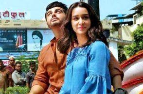 Shraddha Kapoor and Arjun Kapoor (Courtesy: Twitter/@shraddhas_jash)