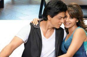 Shah Rukh Khan and Gauri Khan (Courtesy: Twitter/@0Learnergerman0 )