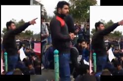 Kashmir University student who led pro-Azaadi protests in campus goes missing
