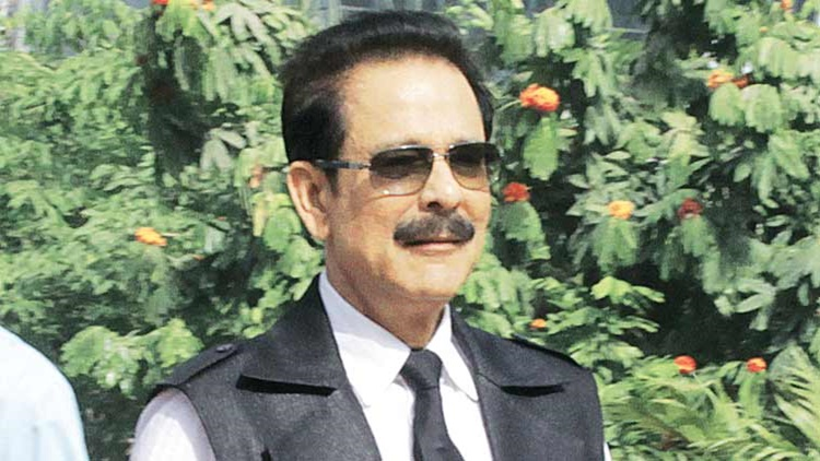 Supreme Court extends Subrata Roy's parole till April 17