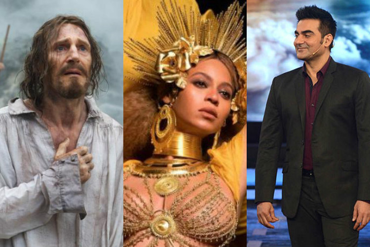 Top entertainment news at 8 pm, Feb 17: Arbaaz Khan talks about Dabangg 3, Beyonce proves she's THE badass Queen, Silence movie review