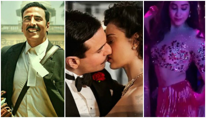Top entertainment news at 1 pm, Feb 19: Jolly LLB 2 is ruling box office despite new releases, Rangoon's new promo is breathtakingly captivating, Jhanvi Kapoor shows off her sizzling dance moves