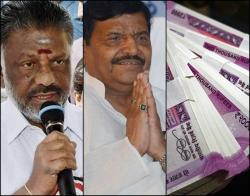 Top stories at 11 am, Feb 13: Pakistan printing fake Rs 2000 notes; Shivpal Yadav says not forming new party; Panneerselvam demands release MLAs held captive