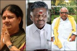 Top stories at 11 am, Feb 14: Sasikala convicted in disproportionate assets case; AIADMK MLA held captive, escapes resort; Man enters Karunanidhi's house with a toygun