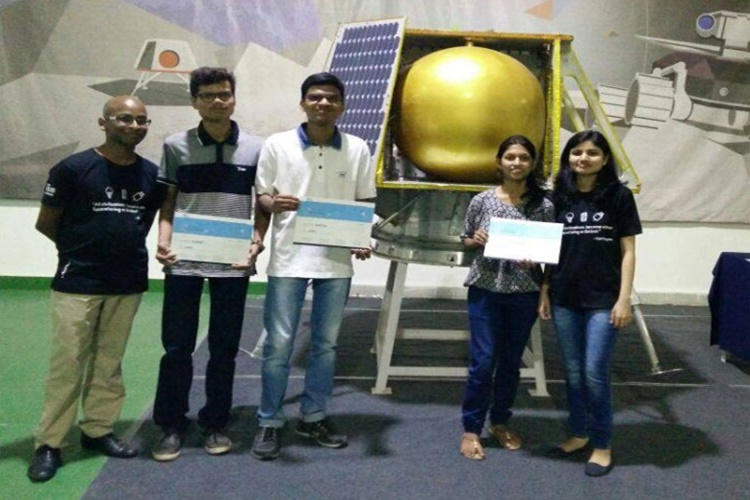 Proud moment for Mumbai, Saumil Vaidya's project shortlisted to fly tomoon